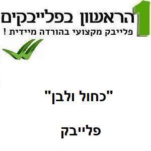 Picture of Blue & White - Moshe Datz Smadar Shir